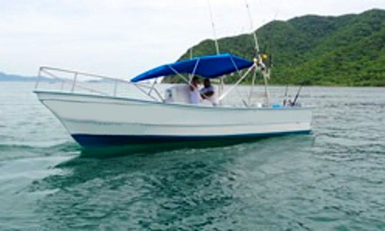 "Sportfishing Trips on the ""Seagull"" in Manzanillo"