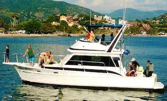 GRAN JEFE 42ft SportFishing Cruiser