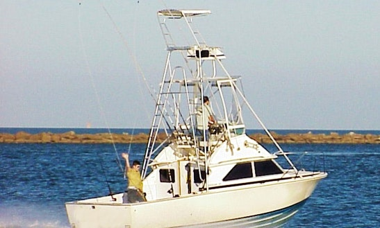 Private Deep Sea Fishing Charters With Captain Ron In Port Aransas, Texas
