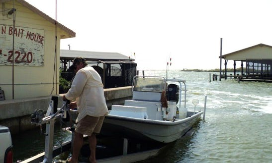 16' Center Console In Rockport, Texas