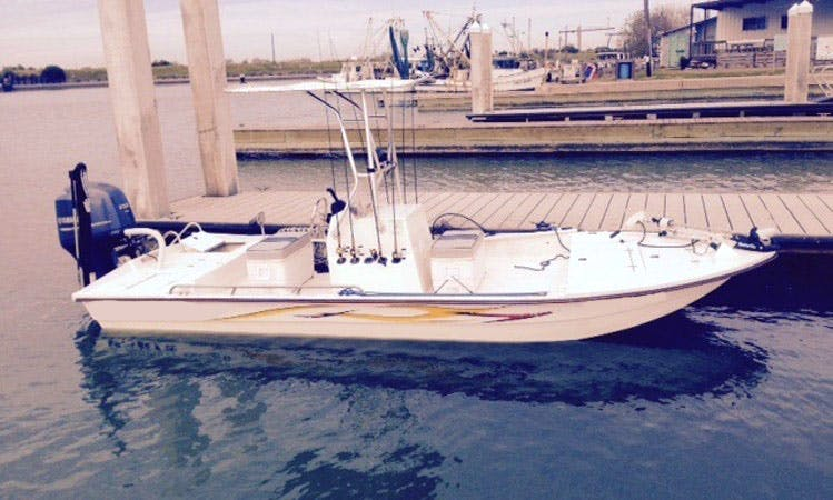 22' Outback Commander II Sport Fisherman In Aransas Pass, Texas United States