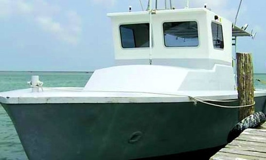 36ft Center Console Fishing Charter In Aransas Pass, Texas