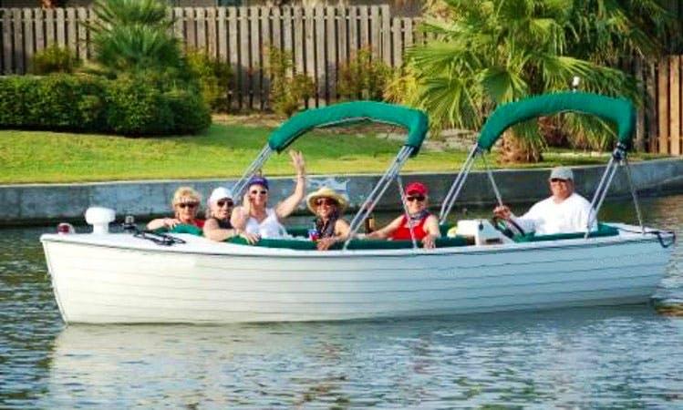 Electric Boat Rental in Miami Beach