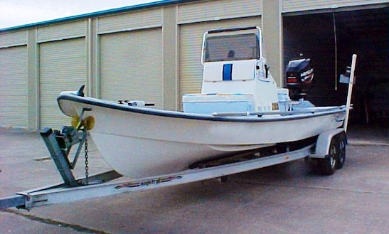 23' Explorer Center Console In Port Aransas, Texas United States