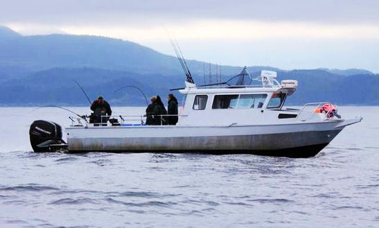 Fishing Vacation For 3 Days / 2 Nights With Professional Guide In Elfin Cove, Alaska