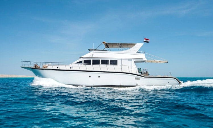 Dive the Red Sea in Luxury
