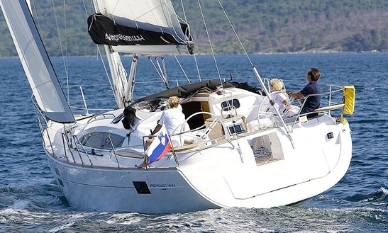 Elan 444 Sailing Monohull Charter In Trogir
