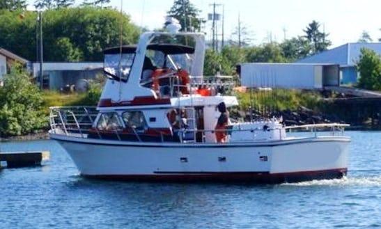 Sportfishing Trip In Neah Bay, Sekiu,  Everett, Wa