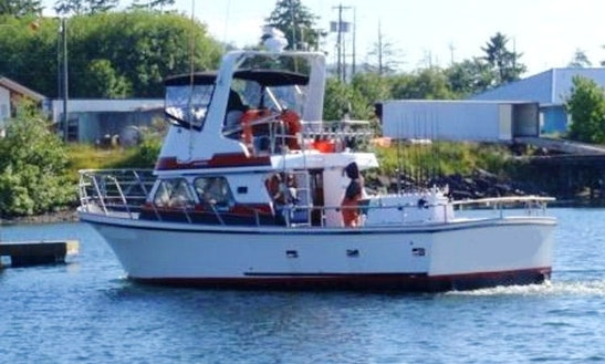 Sportfishing Trip In Neah Bay, Sekiu,  Everett, Wa