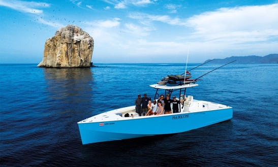 Fishing And Surfing Charter On 34ft