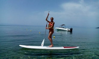 Rent a Stand Up Paddleboard in Chalkidiki, Greece