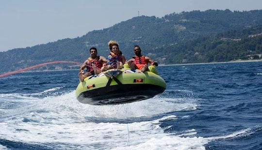 Enjoy Bumber Riders In Chalkidiki, Greece
