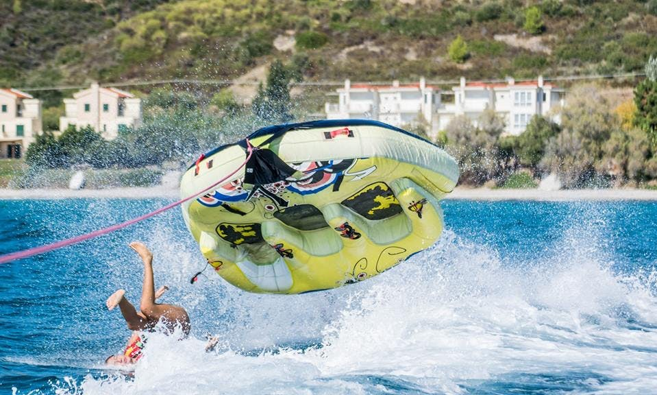 Enjoy Bumber Riders in Chalkidiki, Greece