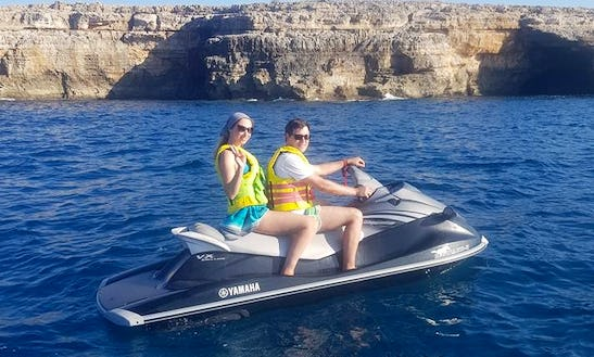 An Amazing Rental Experience Of A Jet Ski In Rethymno, Greece