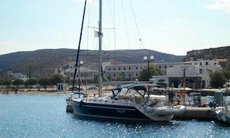 Charter 52' Cruising Monohull in Nea Iraklitsa, Greece