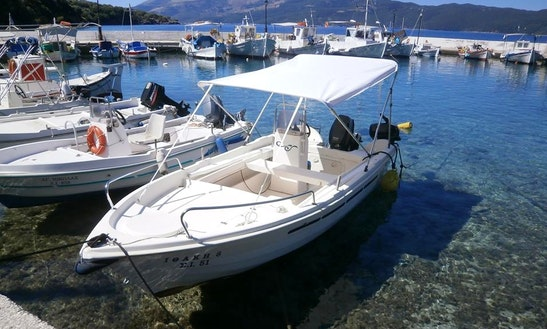 Rent Catergory A, White Boats, Polis Bay Ithaca,greece