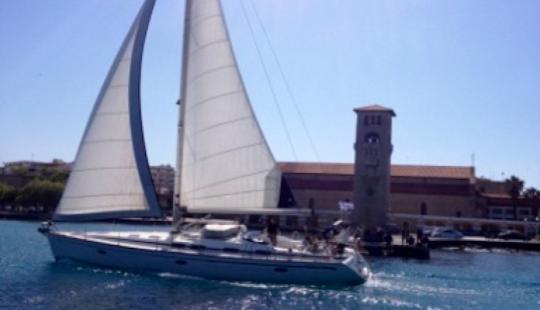 Charter 46' Bavaria Cruising Monohull In Athina, Greece