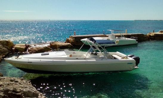 Island Boat Get Away Trips Charter In Nassau, The Bahamas