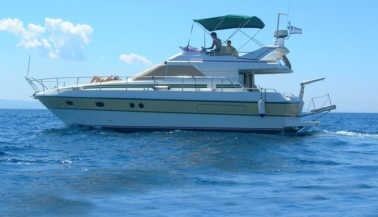 Charter 42' Lalaxos Gianetti Motor Yacht In Rhodes, Greece