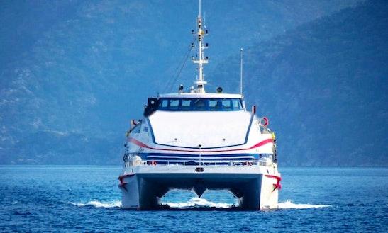 Rhodes Boat Trips In Turkey