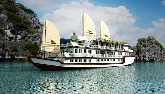 Cruising In Hạ Long Bay, Vietnam For Special Events