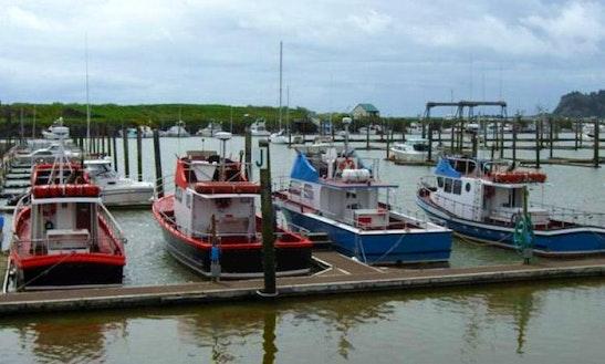 Columbia river fishing charter getmyboat for Ilwaco fishing charters