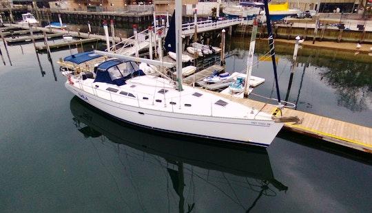 Rent A Cruising Monohull Sailboat In Hollywood Florida