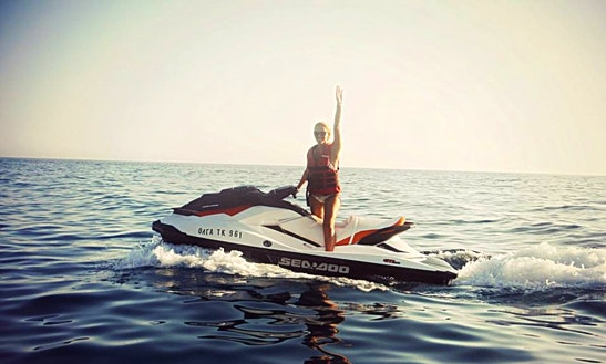 Rent A Jet Ski In Kerkira, Greece
