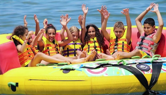 Enjoy Tubing In Iraklio, Greece