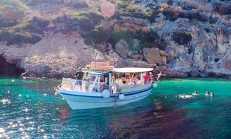 Charter a Passenger Boat in Messinia, Greece