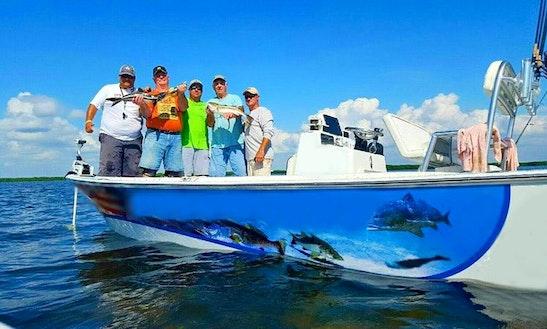 22' Aquasport Fishing Boat In Tampa, Florida