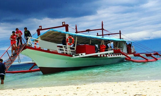 Diving Boat Trips In Davao City