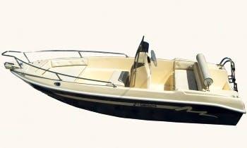 Motorboat hire at Sivota Lefkada