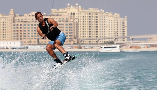 Wakeboarding In Dubai, United Arab Emirates