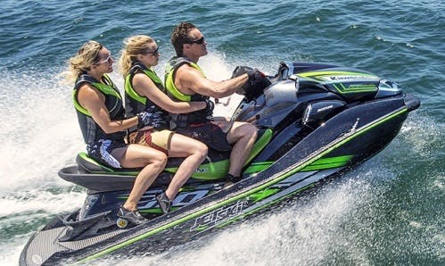 Powerful Jet Ski Rental in Sharjah, UAE