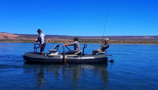 Day Fly Fishing Trip In Neuquen, Argentina