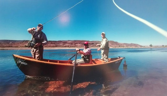 1 Or 2 Person Drift Boat Fishing Trips In Neuquen, Argentina