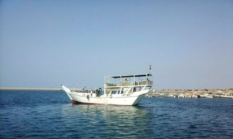 Day Cruise for Large Group in Fujairah, United Arab Emirates