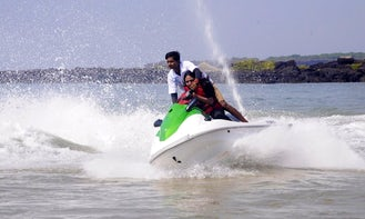 Experience a Jet Ski Ride in Malvan, India