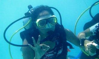 Scuba Diving in Malvan, India