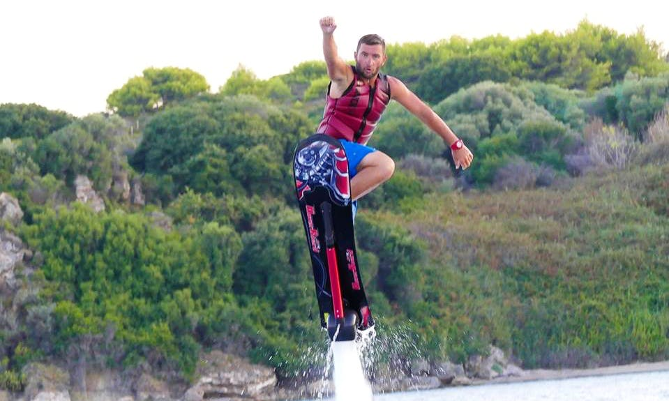 Extreme Watersports For Thrill Seekers in Zakinthos, Greece