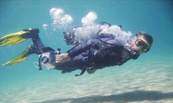 Enjoy Diving Trip and Courses in Zakinthos, Greece