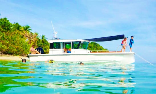 Rent A 28' Center Console In Phuket, Thailand