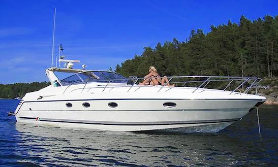 Charter 41' Cranchi Motor Yacht In Limenas Chersonisou, Greece