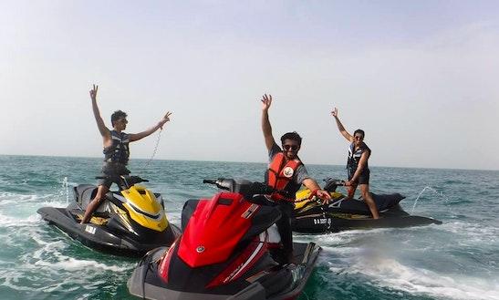 Jet Ski Tour Around Burj-al-arab And Palm Jumeirah In Dubai