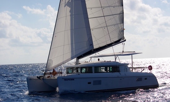 9 People 42' Lagoon Cruising Catamaran In Cienfuegos, Cuba For Charter