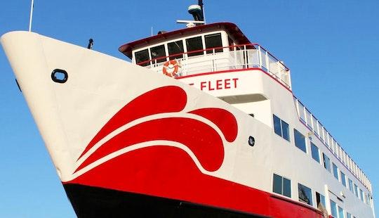 Charters 140ft Passenger Boat In San Francisco, California