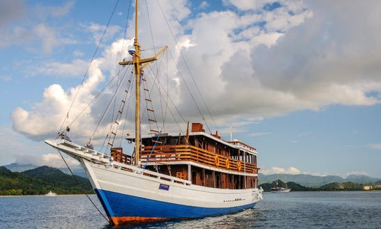 Live Aboard Diving Trips In Komodo, Indonesia