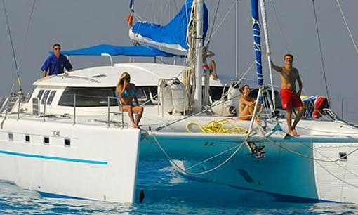 Charter 56' Fountaine Pajot Catamaran in Zanzibar