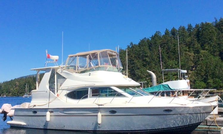 Cruising in the Southern Gulf Islands BC